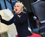 In Hunger Games-Kleid: Lady Gaga mit Wow-Auftritt bei Biden-Vereidigung!