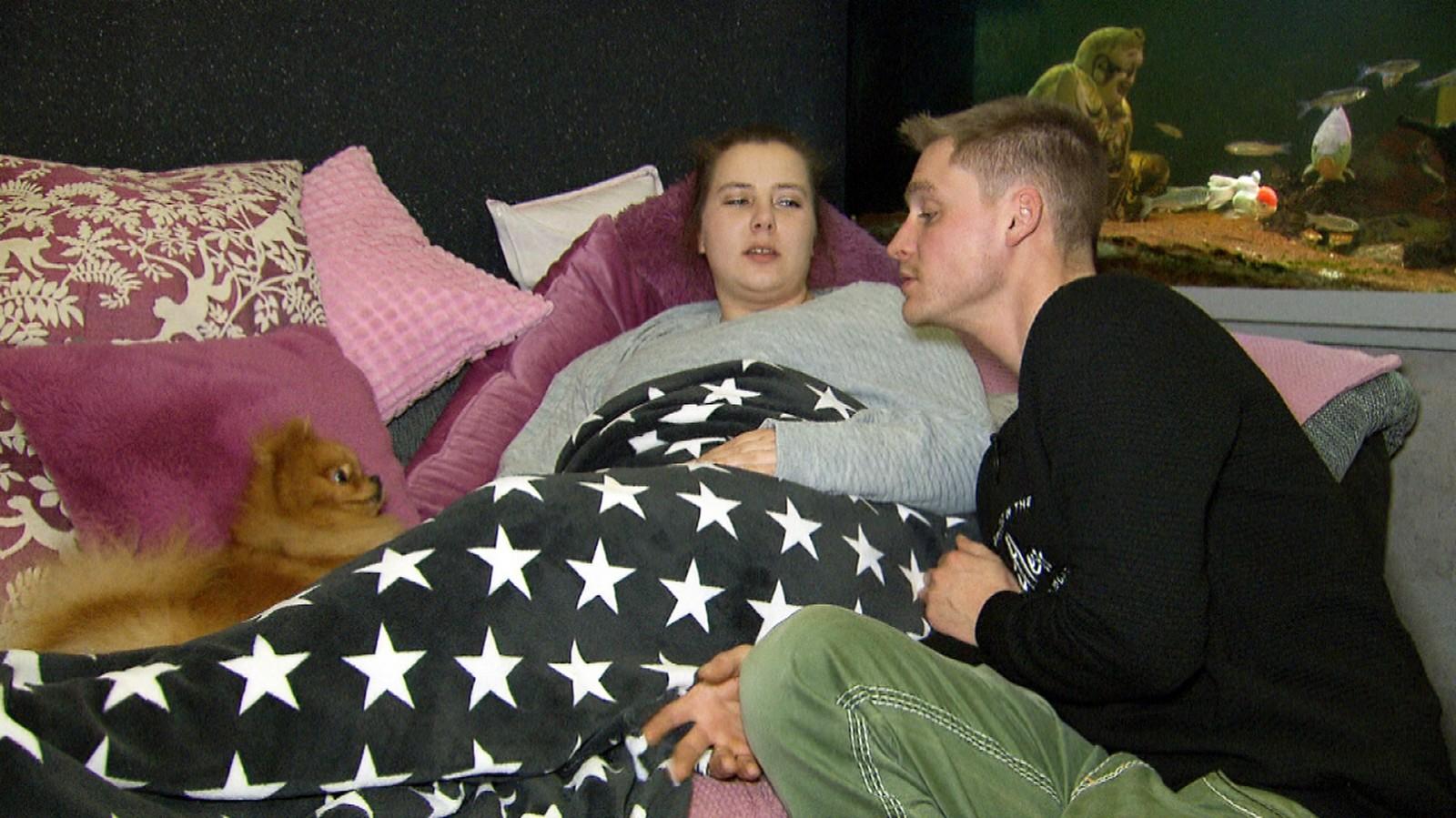 Sarafiuna Wollny und Peter