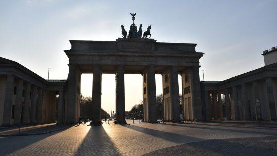 Das Brandenburger Tor in Berlin
