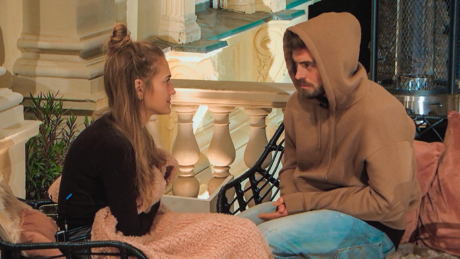 """Mimi und Niko Griesert bei """"Der Bachelor"""""""