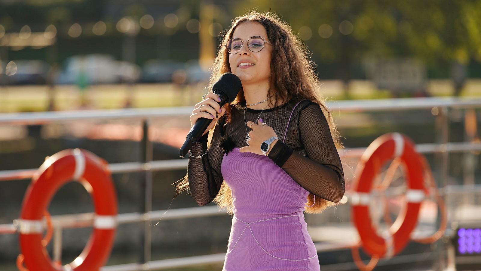 DSDS-Kandidatin Leandra Alfano