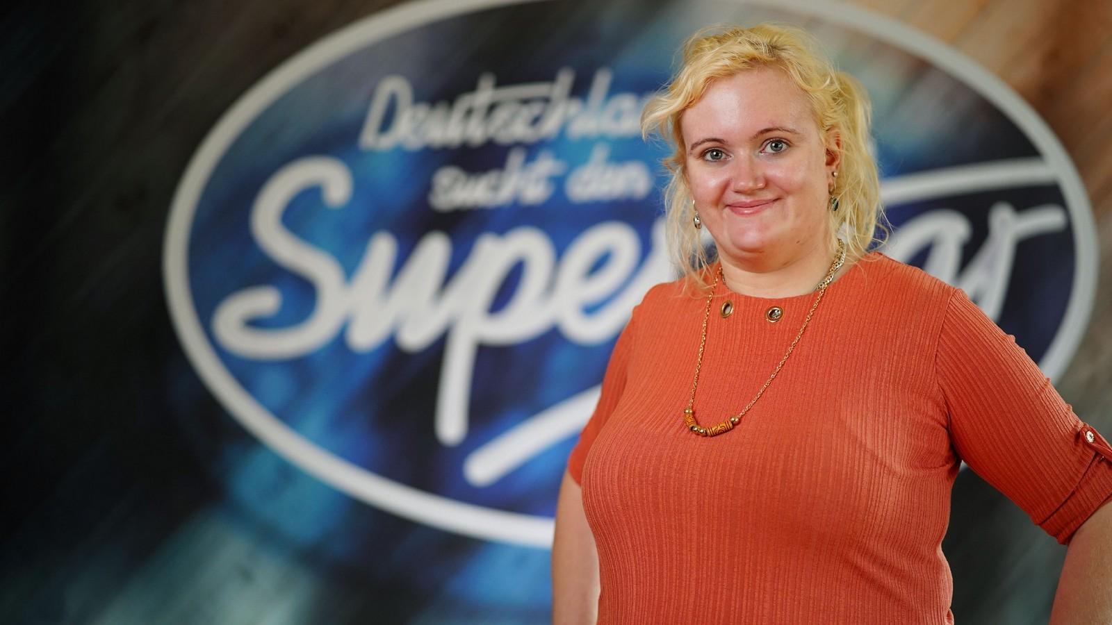 DSDS-Kandidatin Claudia Haas