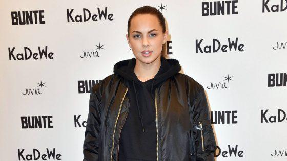 Ex-GNTM-Star Kasia Lenhardt