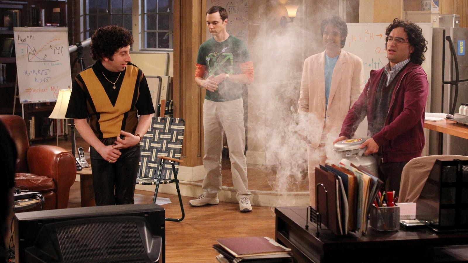 Das ist der Drehort zu The Big Bang Theory