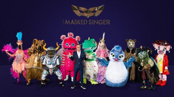 """""""The Masked Singer"""" 2021"""