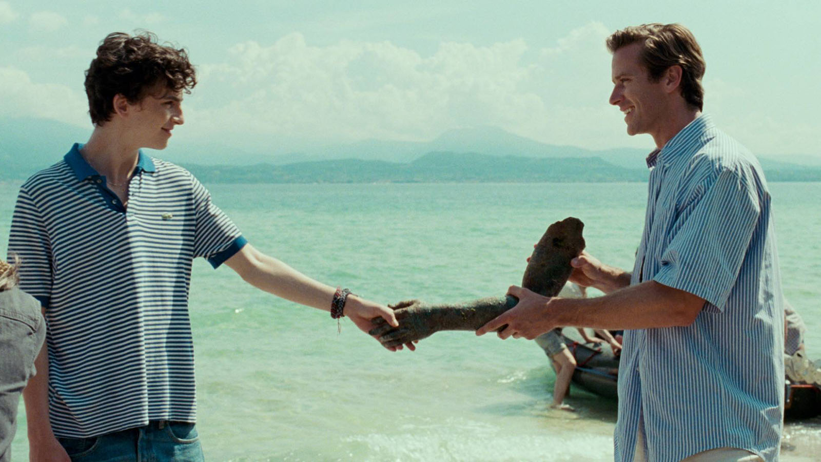 LGBTQ Filme call me by your name timothee chalamet