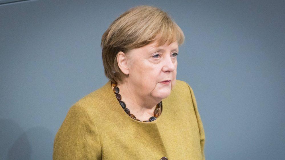 Wann Wird Merkel Sprechen