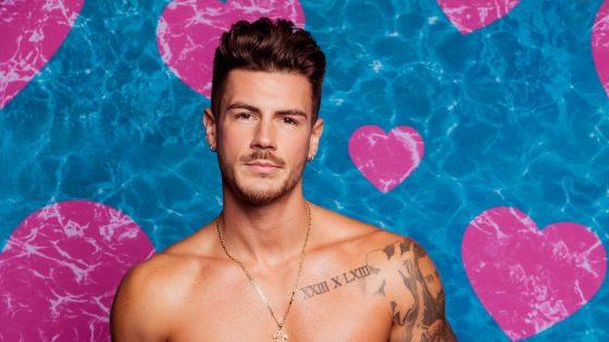 """""""Love Island""""-Kandidat Adriano"""