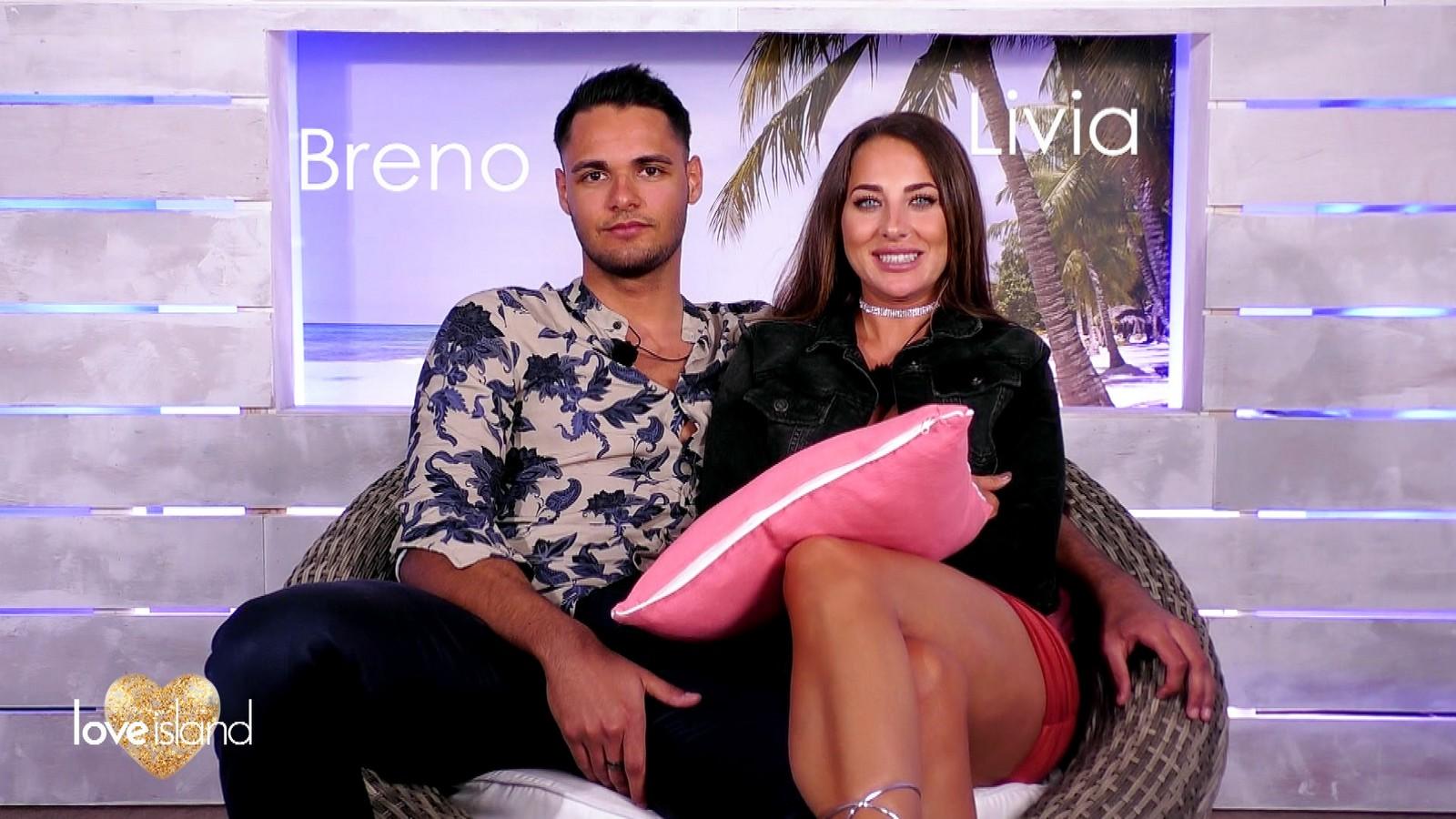 Breno und Livia bei