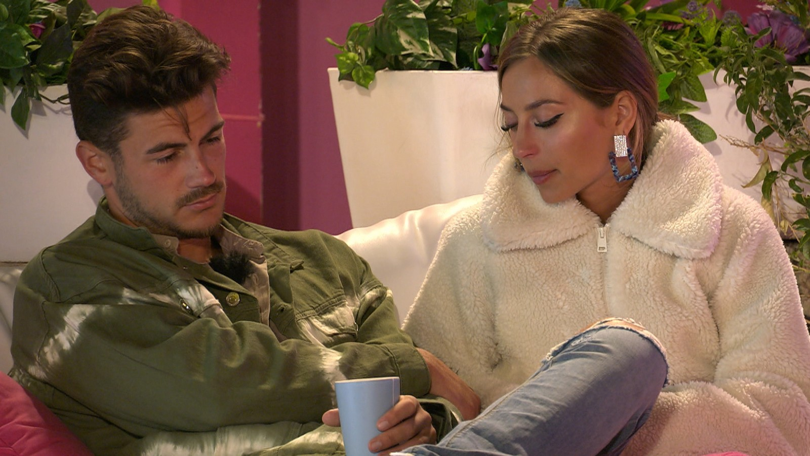 Adriano und Bianca bei