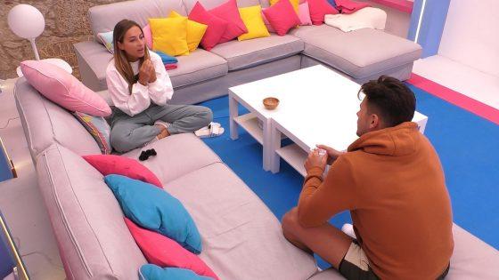 Bianca und Adriano bei