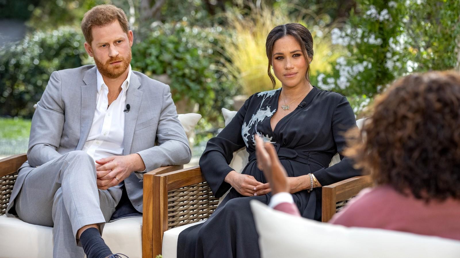 Interview mit Meghan und Harry