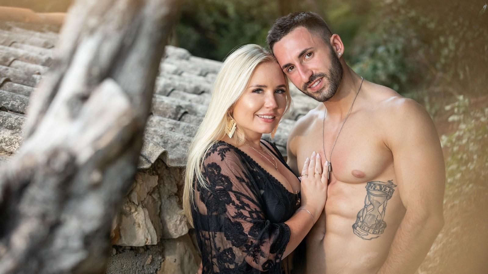 Marlisa und Fabio bei