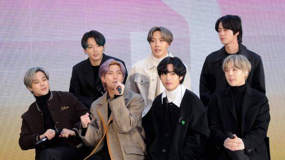 BTS mit geringe Erwartungen an Grammy Awards