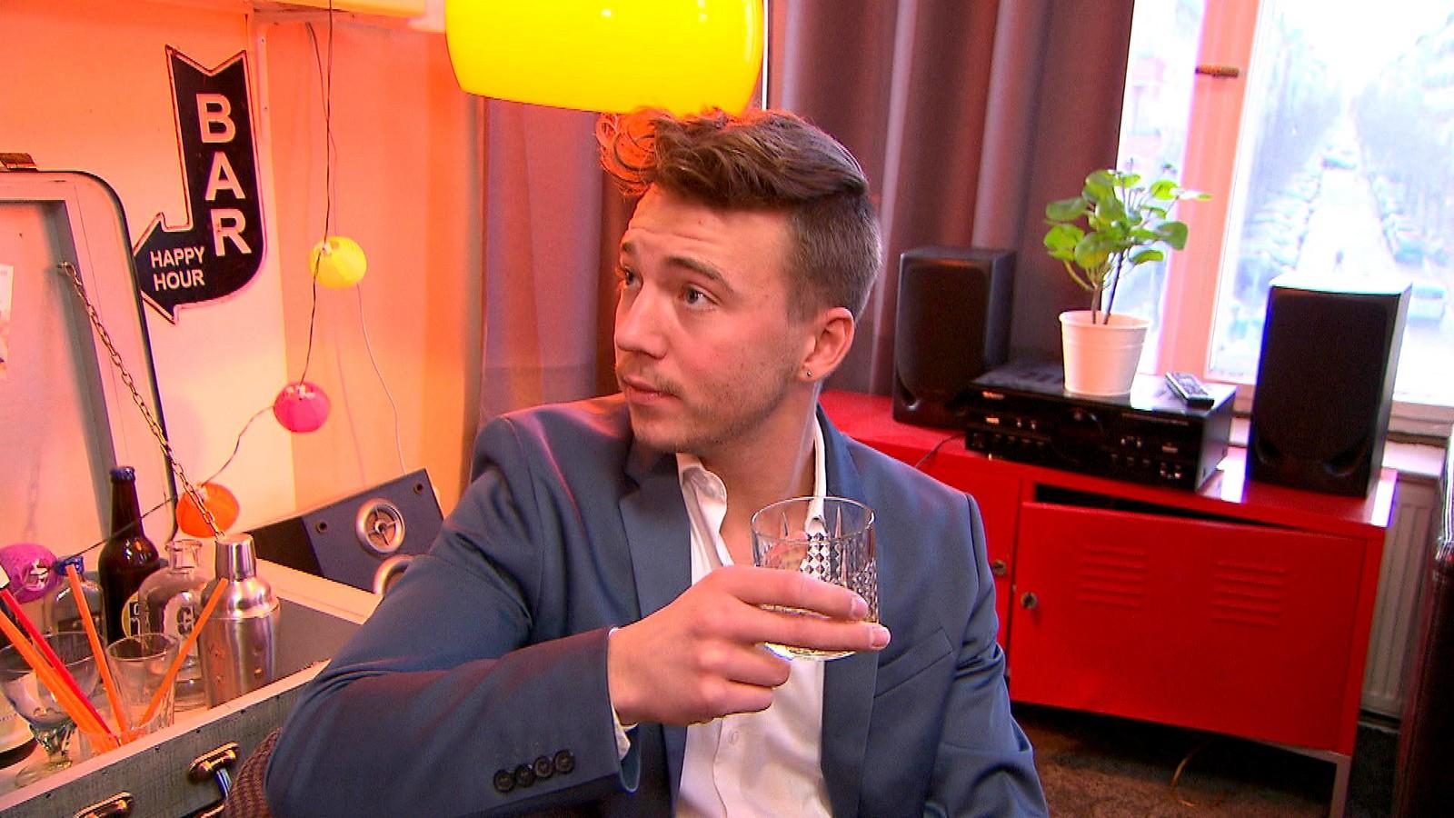 "Connor bei ""Berlin - Tag & Nacht"""
