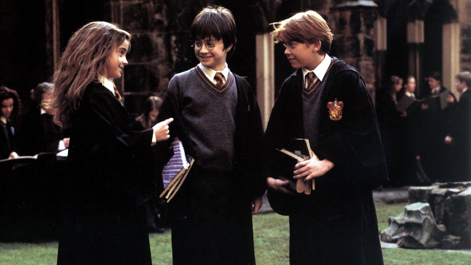 Die umstrittenste Szene in Harry Potter