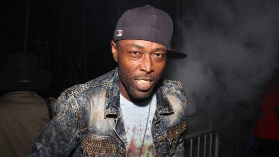 Rapper Black Rob