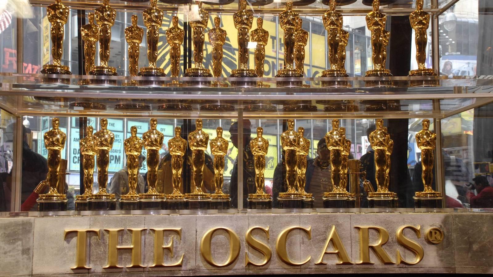 Das sind die wichtigsten Kategorien der Oscars