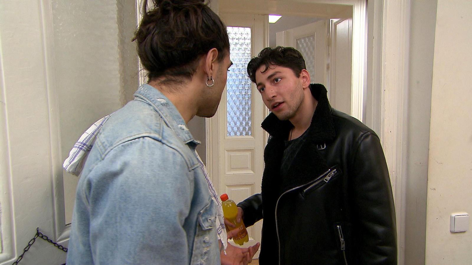 Miguel und Dean bei