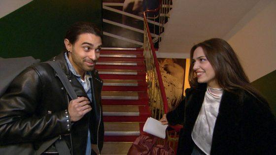 Olivia und Miguel bei