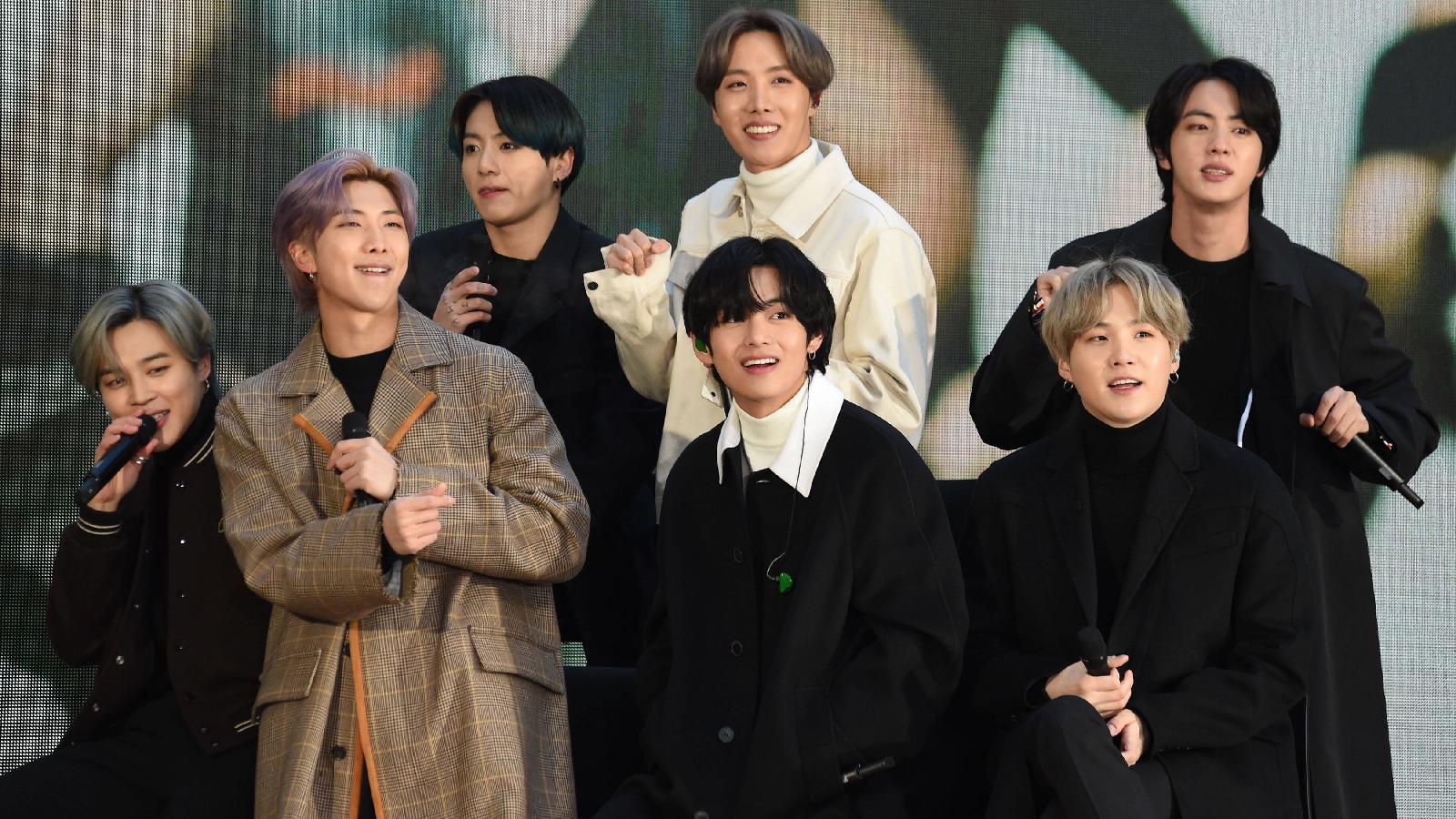 BTS bricht neue Rekorde