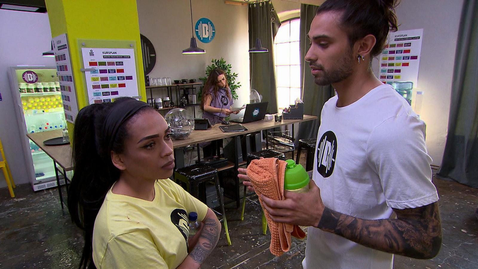 Tara und Miguel bei