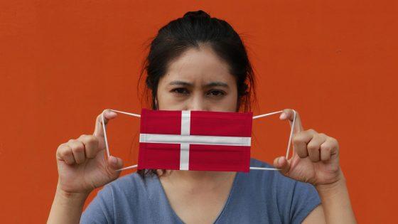 Maske Dänemark