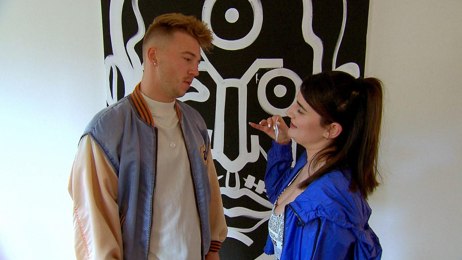Connor und Liz bei