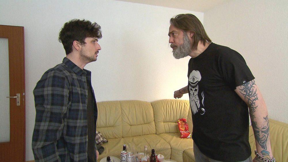 Jannes und Theo bei