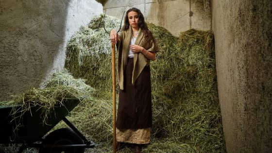 """Die Alm""-Kandidatin Siria Campanozzi"