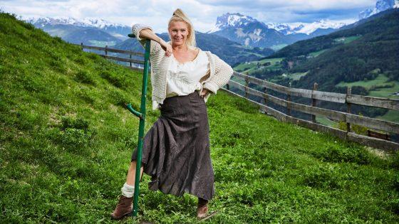 """Die Alm""-Kandidatin Magdalena Brzeska"