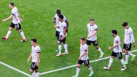 Deutschland bei der Fußball-EM 2021