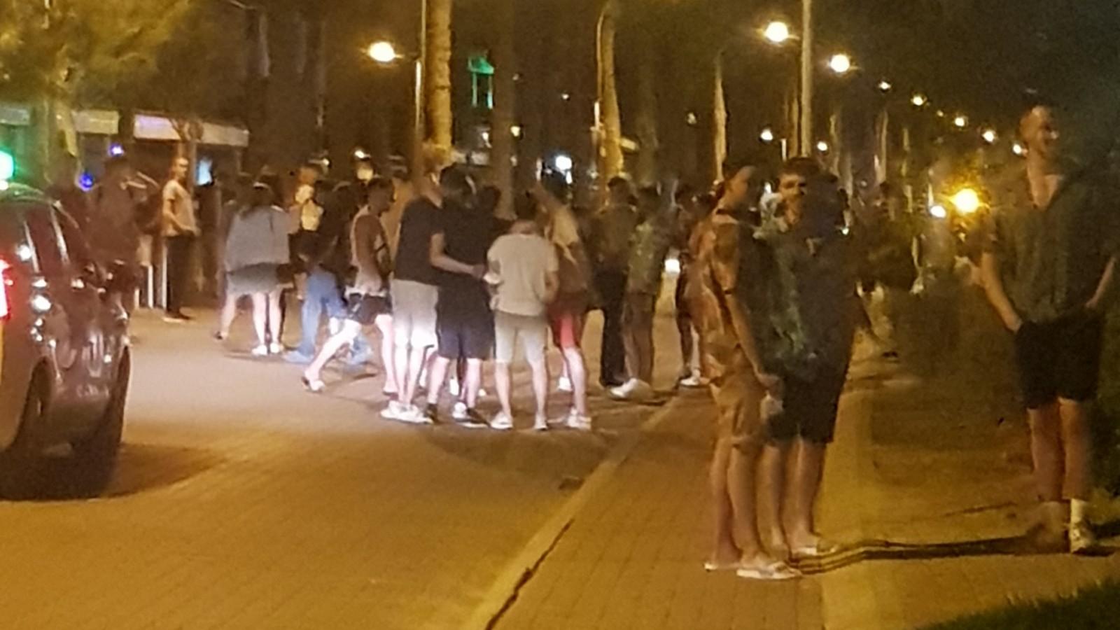 Party am Ballermann auf Mallorca