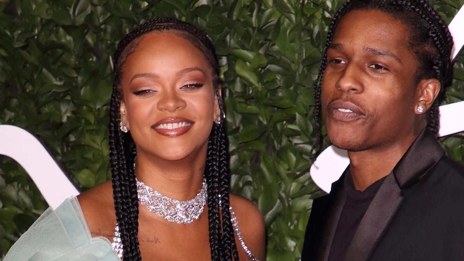 Rihanna und ASAP offiziell zusammen