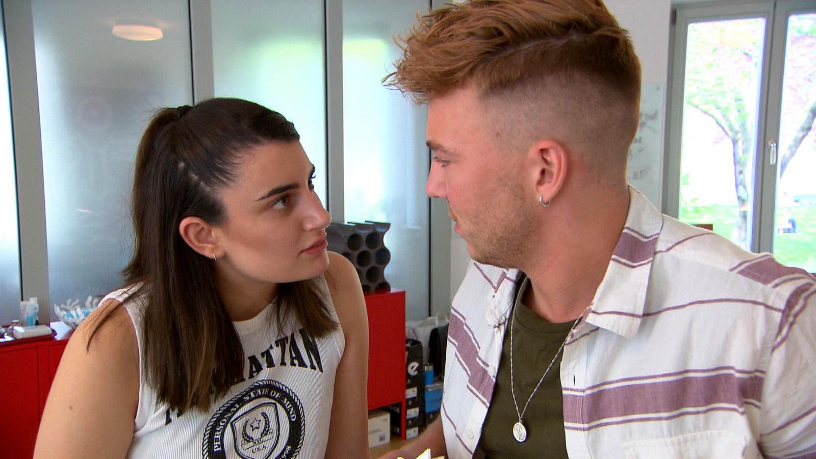 Liz und Connor bei