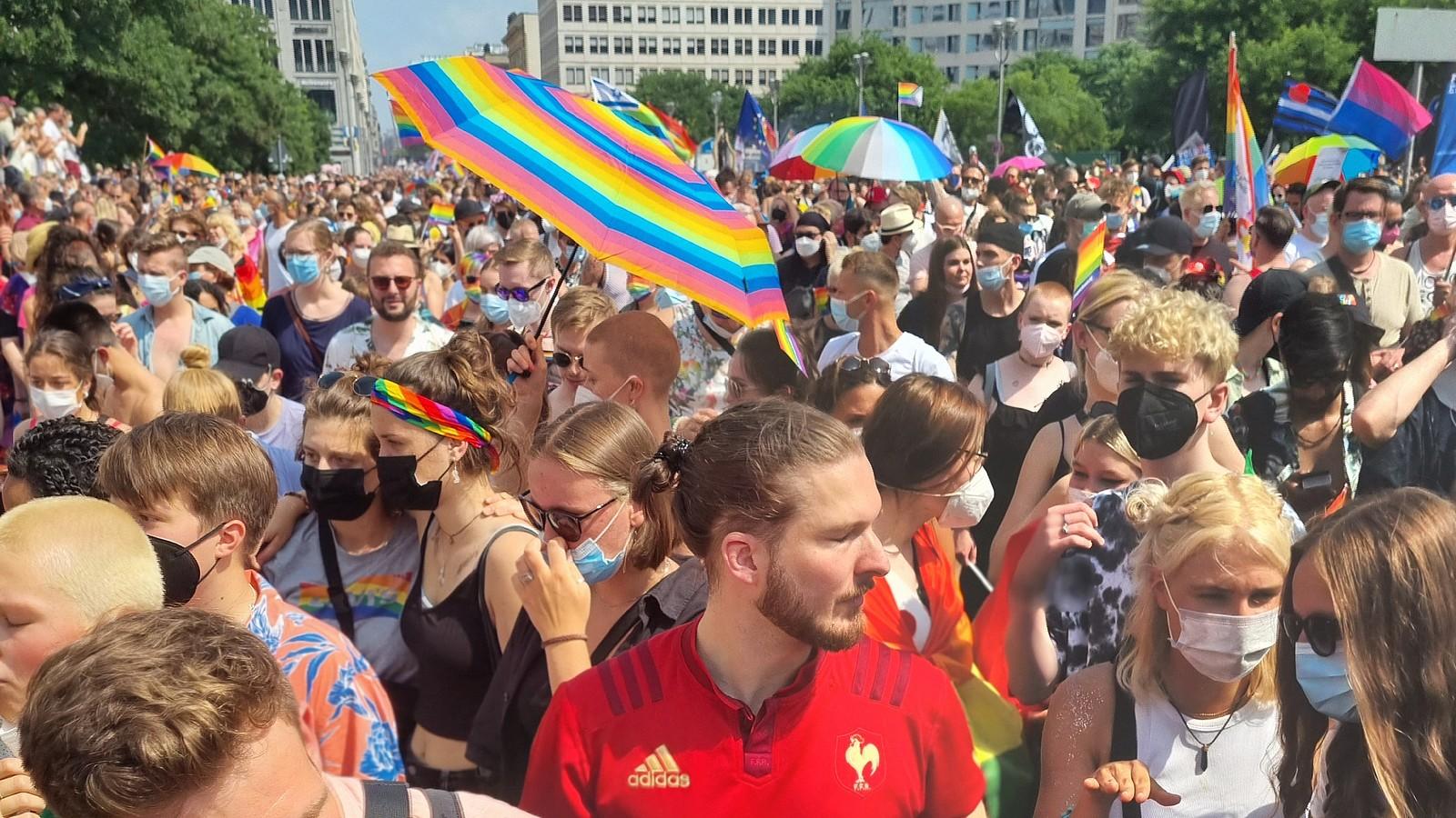 CSD in Berlin