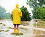 Warnstufe Rot: Es drohen heftige Unwetter!