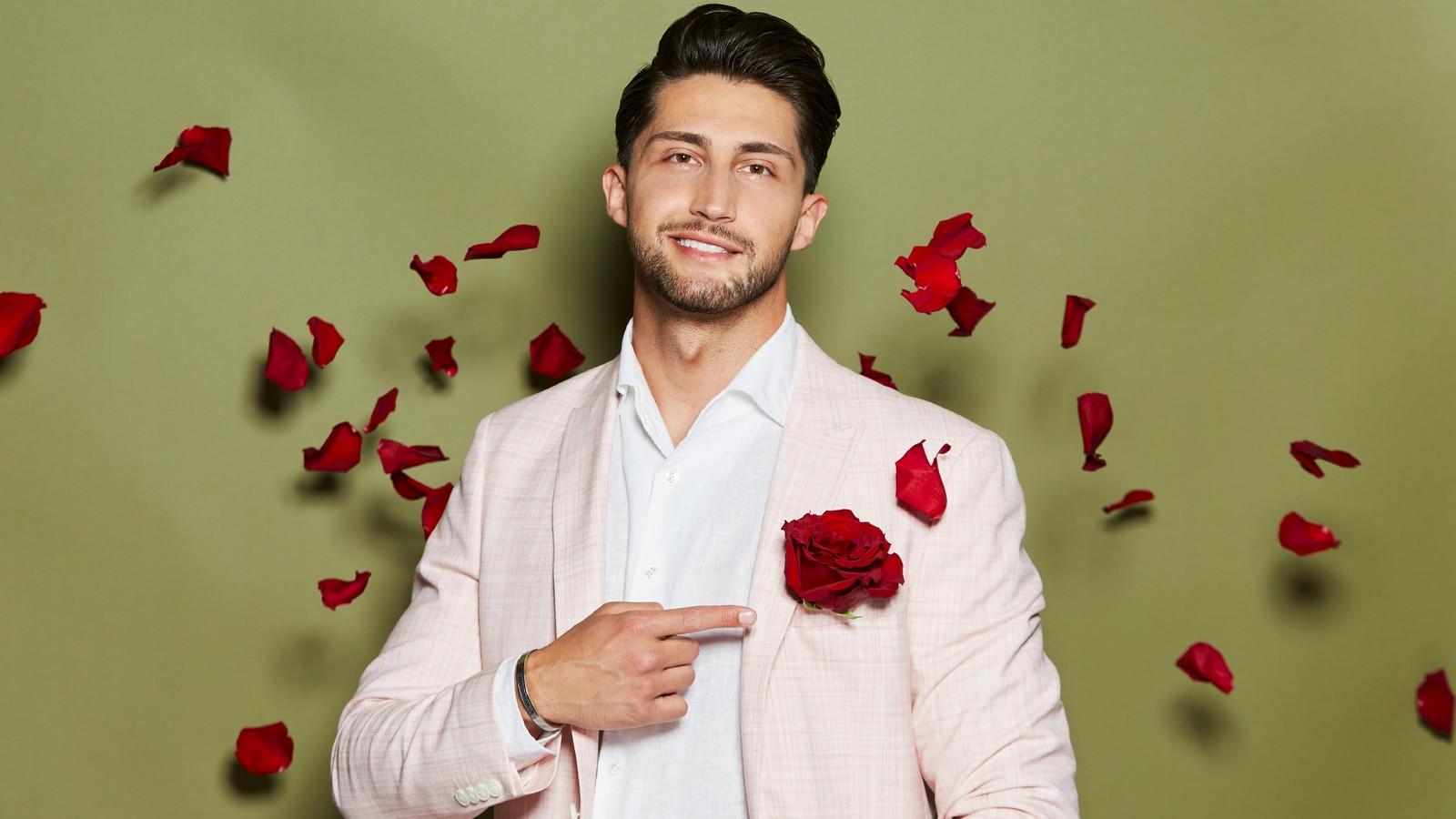 """""""Bachelorette""""-Kandidat Lorik Bunjaku"""