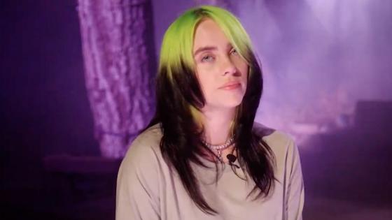 Billie EIlish mit neuem Song