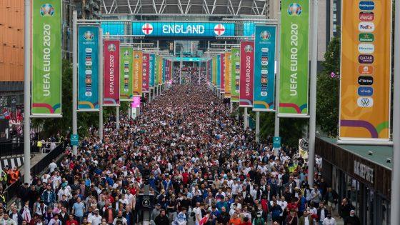 Fußball-EM 2021 in London