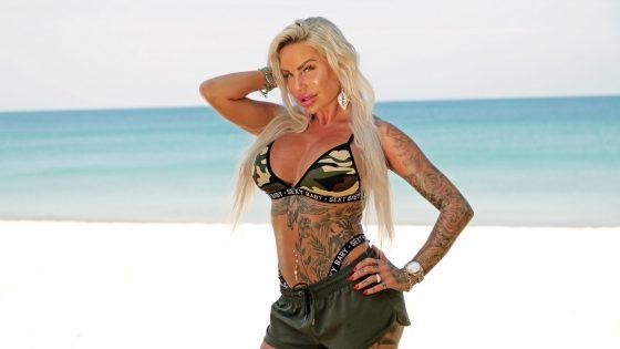 """Kampf der Realitystars""-Kandidatin Gina-Lisa Lohfink"