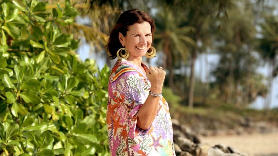 """Kampf der Realitystars""-Kandidatin Claudia Obert"