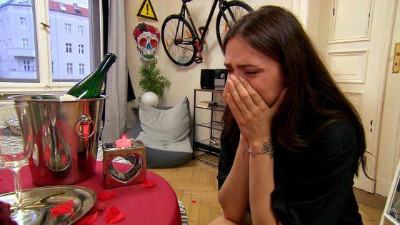 "Olivia bei ""Berlin - Tag & Nacht"""