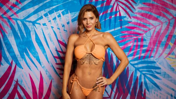 """Love Island""-Kandidatin Andrina"