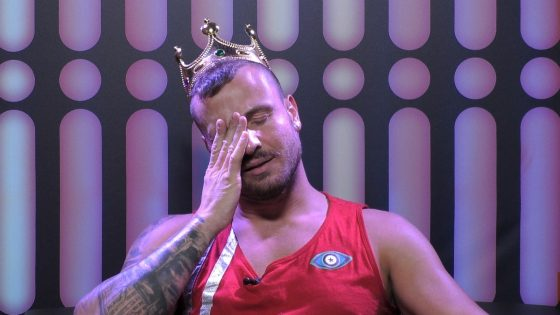 "Eric Sindermann bei ""Promi Big Brother"""