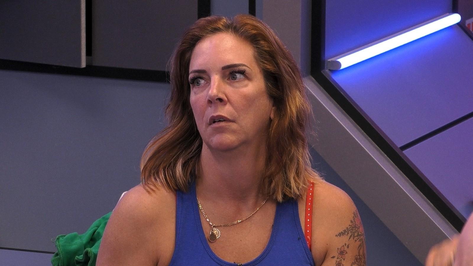 "Daniela Büchner bei ""Promi Big Brother"""
