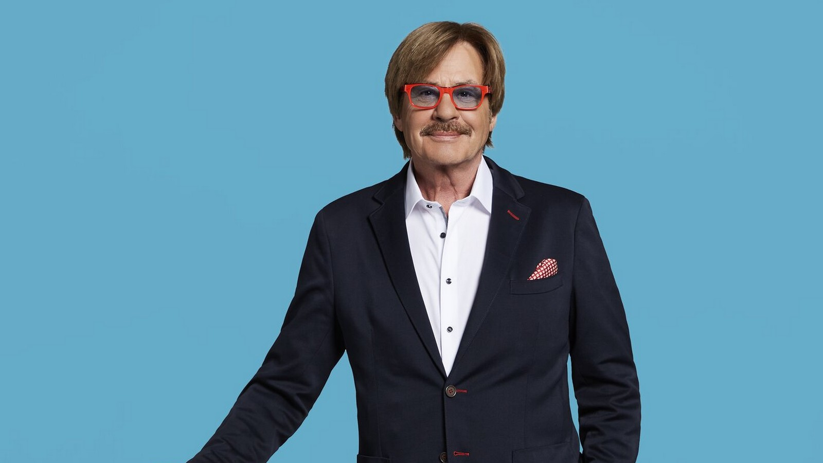 """""""Promi Big Brother""""-Teilnehmer Jörg Draeger"""
