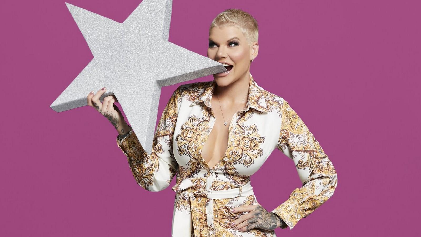"""Promi Big Brother""-Bewohnerin Melanie Müller"