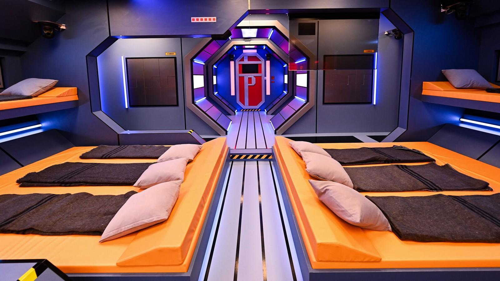 """Die Raumstation bei """"Promi Big Brother"""""""