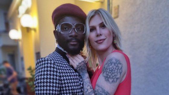 Arielle Rippegather und Veron Didi